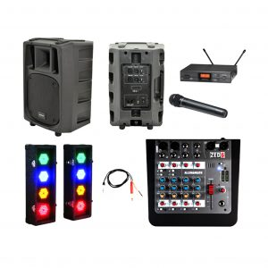Wedding PA Sound Package