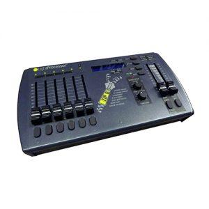 LightProcessor Zip DMX Desk