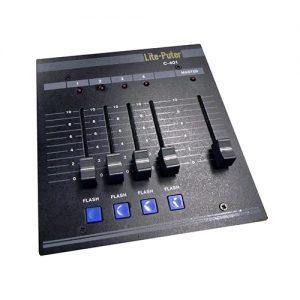 Lite-Puter Analogue Control Desk