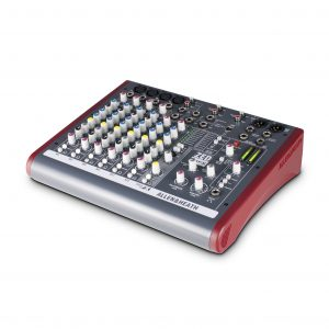 ZED10FX Mixing Desk Hire