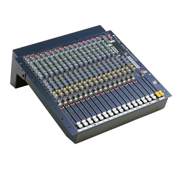Allen Heath Desk Hire