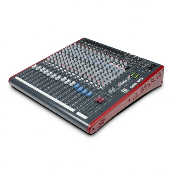 ZED18 Mixing Desk Hire