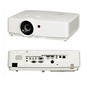 High Definition Conference Projector: Eiki EK-302X 5600lm XGA Projector