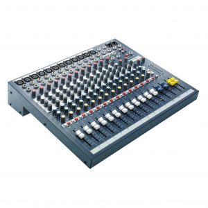 Soundcraft EPM 12 Mixing Desk
