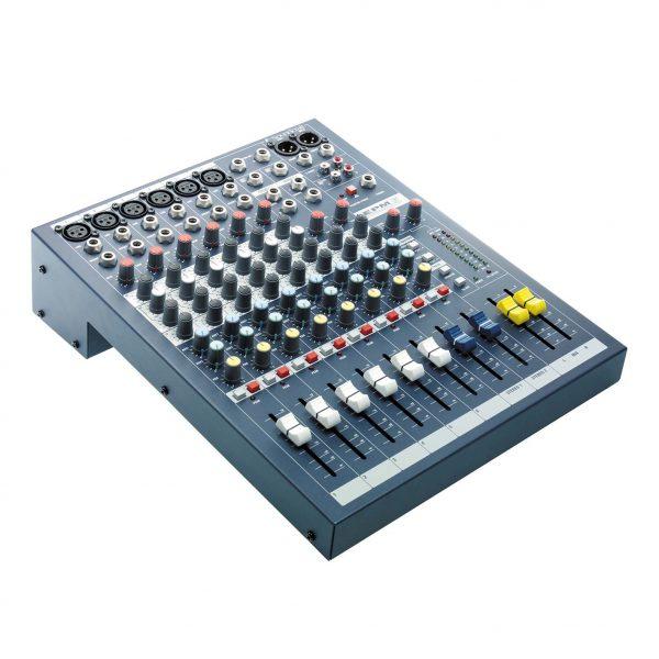 Soundcraft EPM Mixing Desk Hire